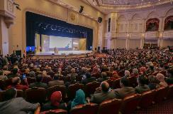 جانب من الحضور في جائزة مصر للتميز الحكومي ٢