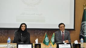 الورشة التدريبية الأولى لجائزة التميز الحكومي العربي1